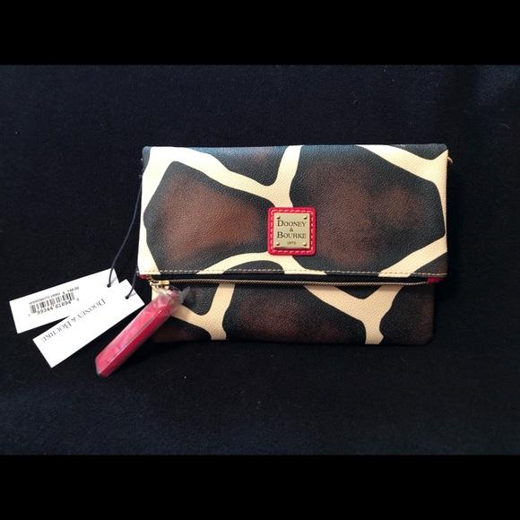 f9054f56b0a4 Dooney & Bourke Bags | Dooney Bourke Animal Print Crossbody Purse ...